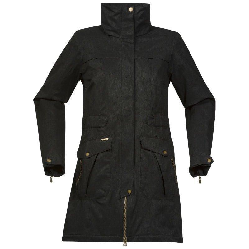 Bergans Oslo Ins Lady Coat S Black