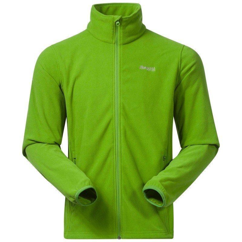 Bergans Park City Jacket S Lawn Green