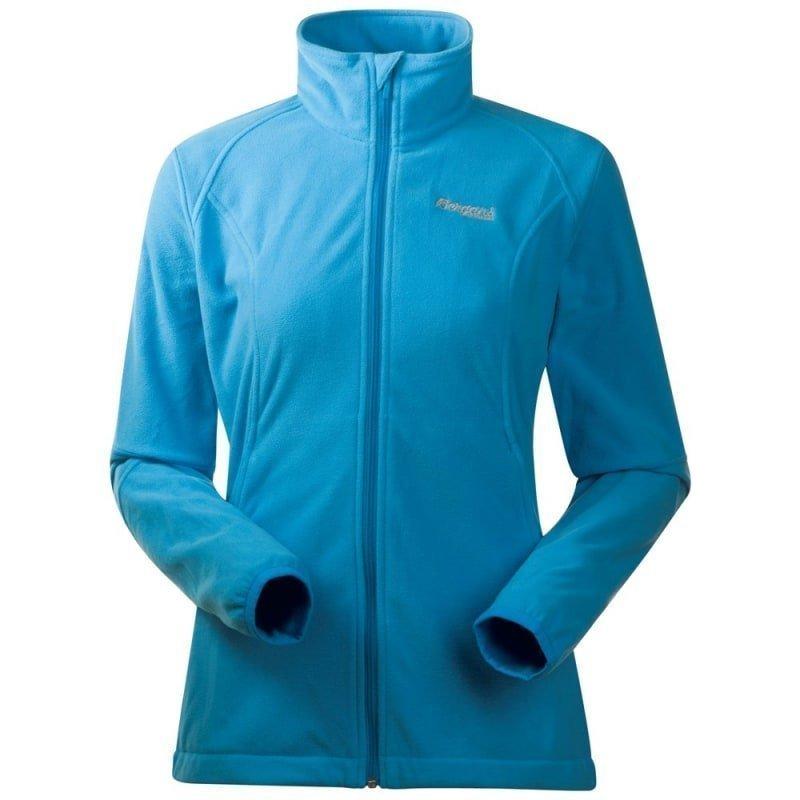 Bergans Park City Lady Jacket S Bright Seablue