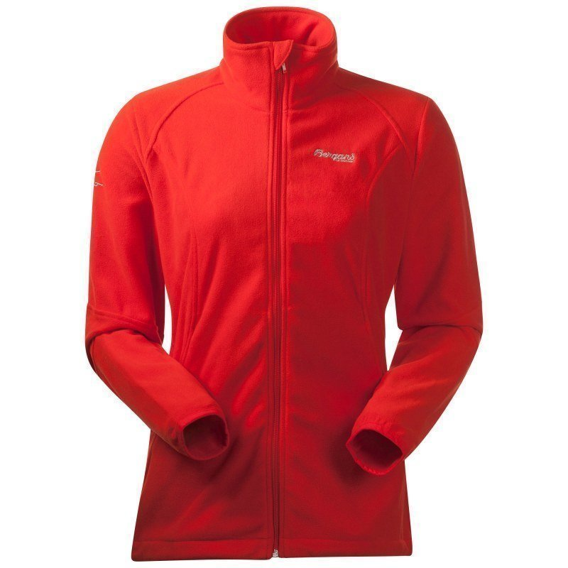 Bergans Park City Lady Jacket XS Bright Red