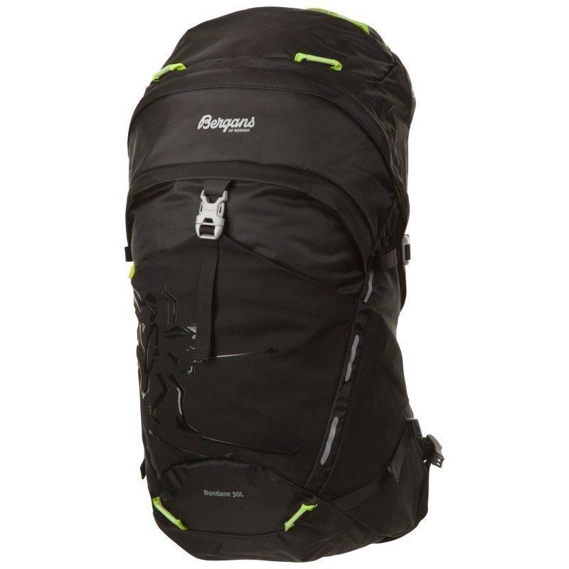 Bergans Rondane 30L 30 Black/Neongreen