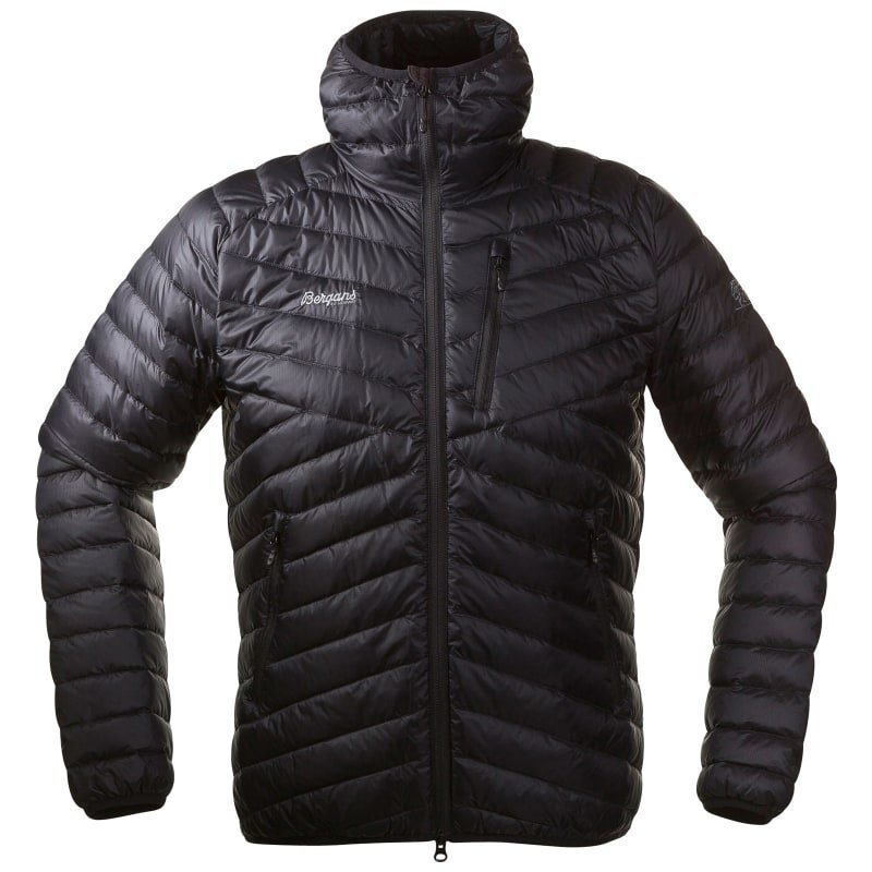 Bergans Slingsbytind Down Jacket w/Hood S Black