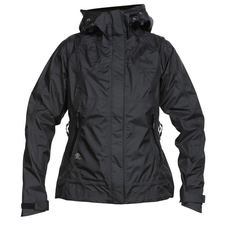 Bergans Super Lett Lady Jacket L Black