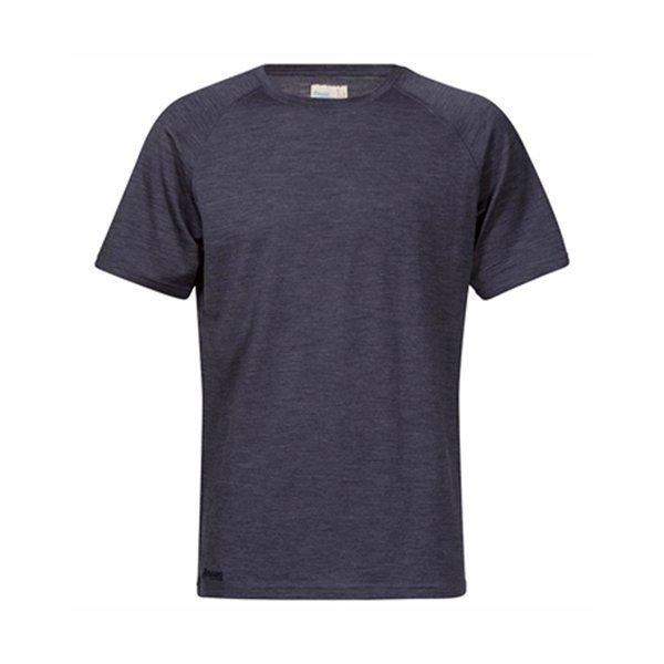 Bergans Sveve T-paita Merinovilla Yönsininen