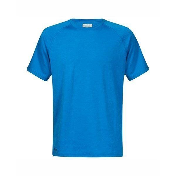 Bergans Sveve t-paita merinovilla Sähkönsininen