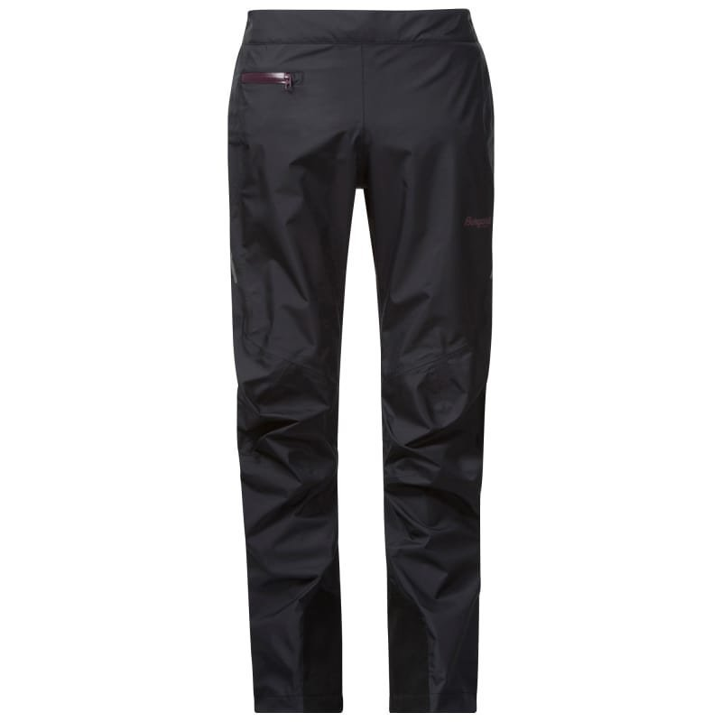 Bergans Vengetind Lady Pant XL Black/Plum