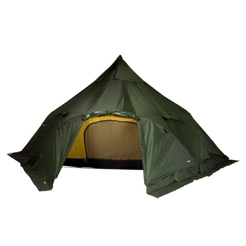 Bergans Wiglo 6-10 Pers Tent NO Green