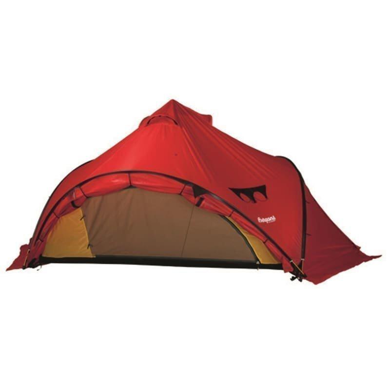 Bergans Wiglo LT 4 Pers Tent NO Red