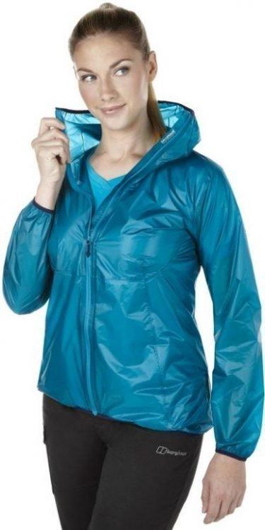 Berghaus Hyper Jacket Women Turkoosi S