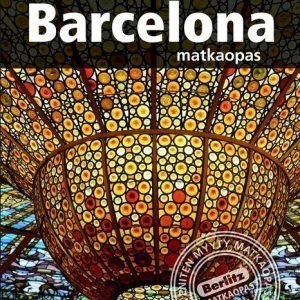 Berlitz Barcelona matkaopas