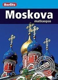 Berlitz Moskova - matkaopas