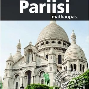 Berlitz Pariisi - matkaopas