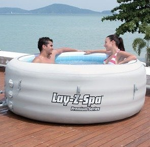 Bestway Lay-Z-Spa Premium poreallas