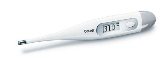 Beurer digitaalinen kuumemittari ft09 valkoinen