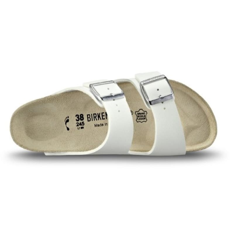 Birkenstock Arizona Soft Slim 39 White