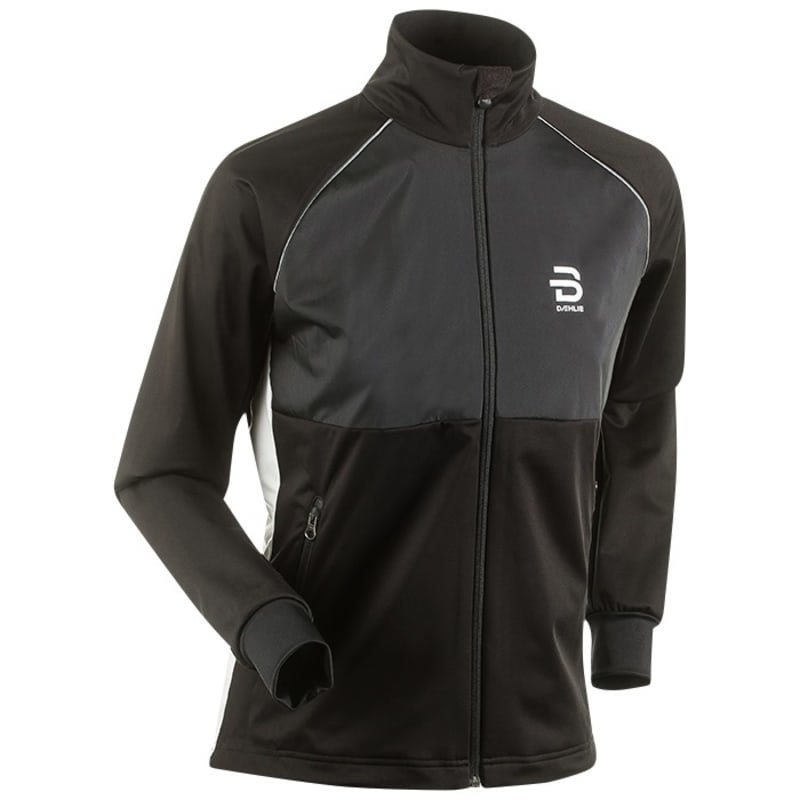 Bjørn Dæhlie Jacket Divide Wmn XL Black