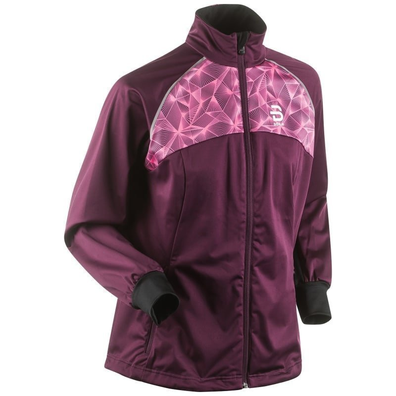 Bjørn Dæhlie Jacket Excursion Wmn M Potent Purple