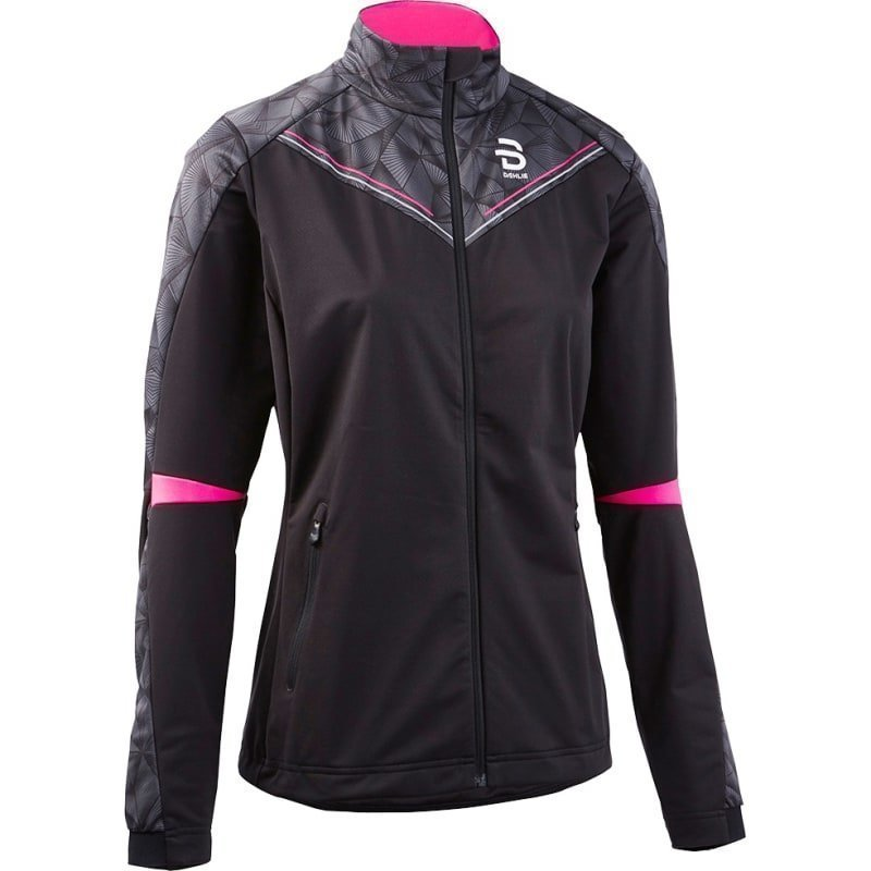 Bjørn Dæhlie Jacket Intent Wmn M Black