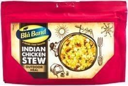 Blå Band Intialainen kanapata