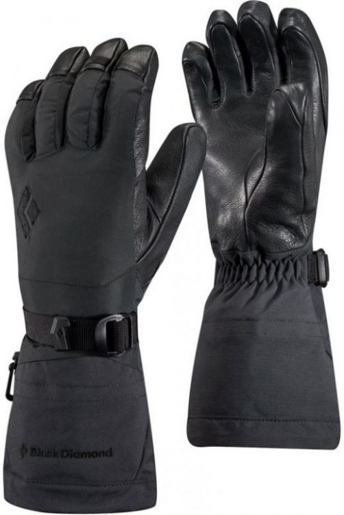 Black Diamond Ankhiale GTX Gloves Women's Musta L