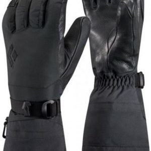 Black Diamond Ankhiale GTX Gloves Women's Musta M