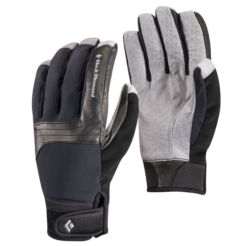 Black Diamond Arc Gloves S Black
