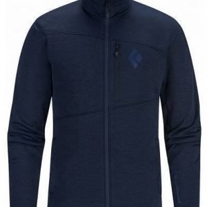 Black Diamond Compound Jacket Tummansininen L