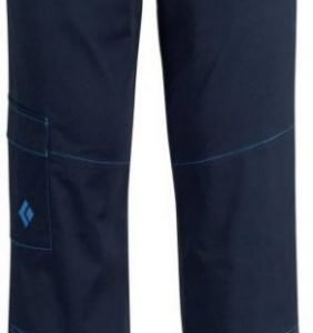 Black Diamond Credo Pants Tummansininen 30