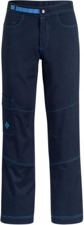 Black Diamond Credo Pants Tummansininen 34