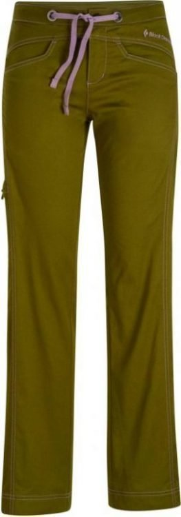 Black Diamond Credo Pants Women's Sage 8