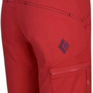 Black Diamond Credo Shorts Women's Punainen L