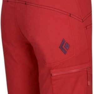 Black Diamond Credo Shorts Women's Punainen M