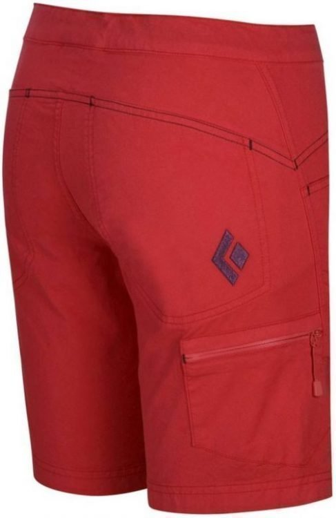 Black Diamond Credo Shorts Women's Punainen XL