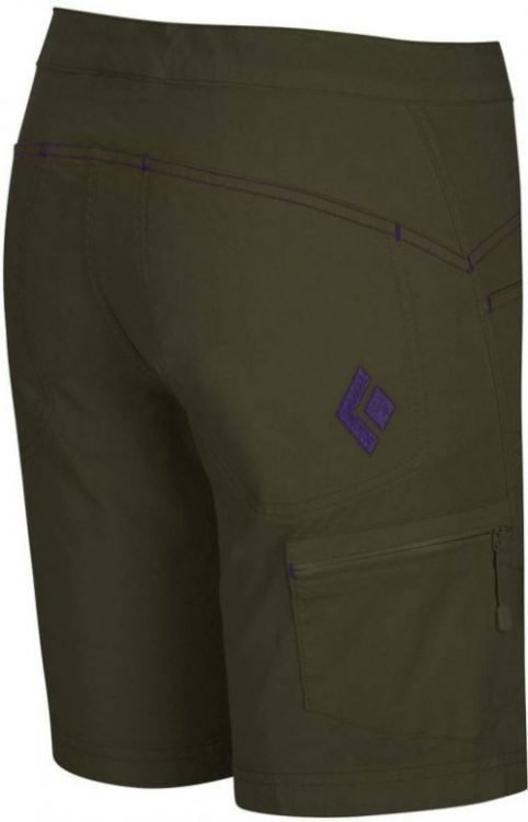 Black Diamond Credo Shorts Women's Ruskea M