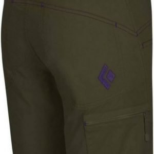 Black Diamond Credo Shorts Women's Ruskea XL
