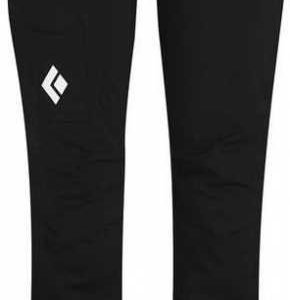 Black Diamond Dawn Patrol LT Pants Women Musta XL