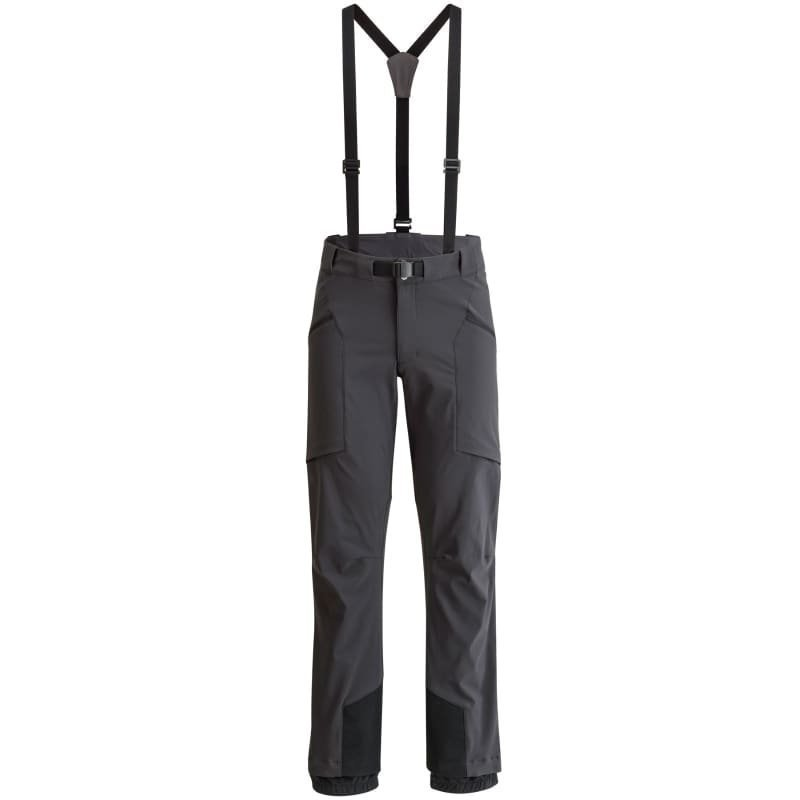 Black Diamond Dawn Patrol Pants L REGULAR Smoke