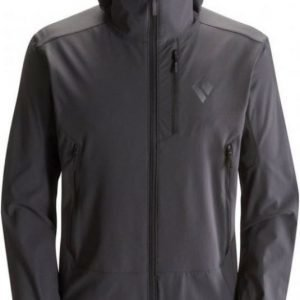 Black Diamond Dawn Patrol Shell Dark grey M