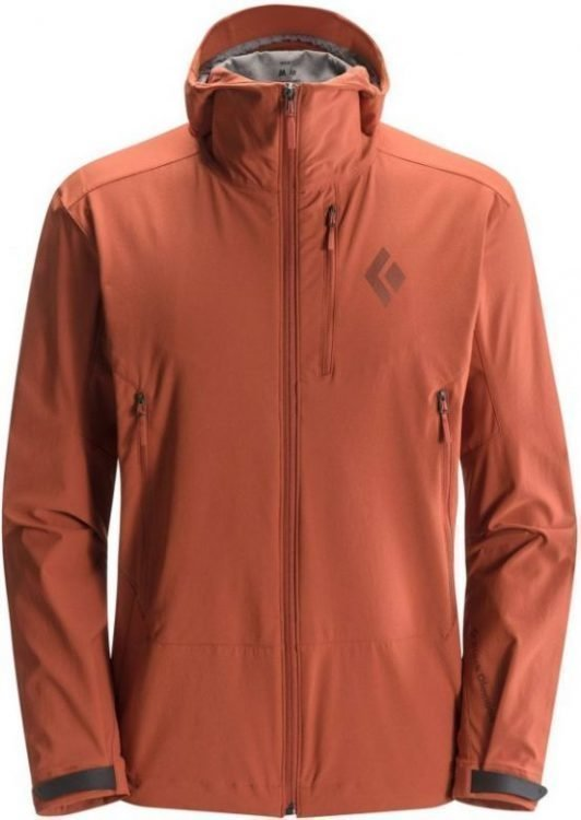 Black Diamond Dawn Patrol Shell Rust L