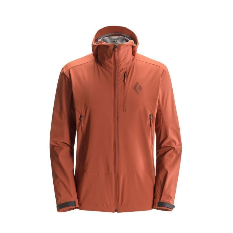 Black Diamond Dawn Patrol Shell S Rust