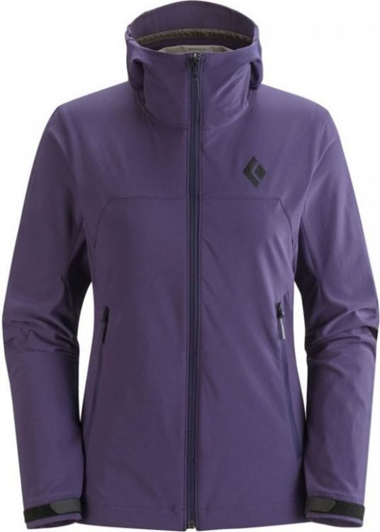Black Diamond Dawn Patrol Shell Women's Night XS