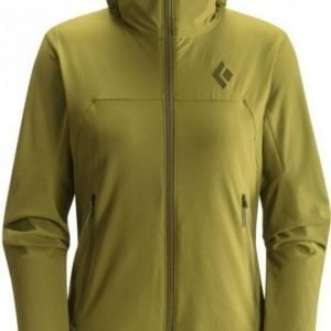 Black Diamond Dawn Patrol Shell Women's Sage L