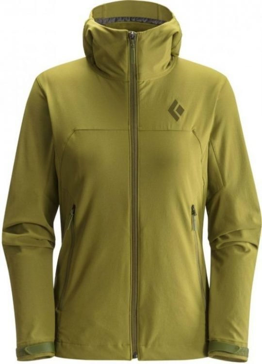 Black Diamond Dawn Patrol Shell Women's Sage XS