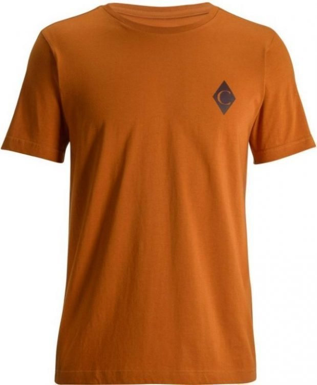 Black Diamond Diamond C Tee SS Copper L
