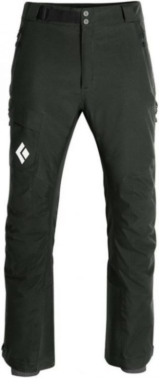 Black Diamond Front Point Pants Viininpunainen L