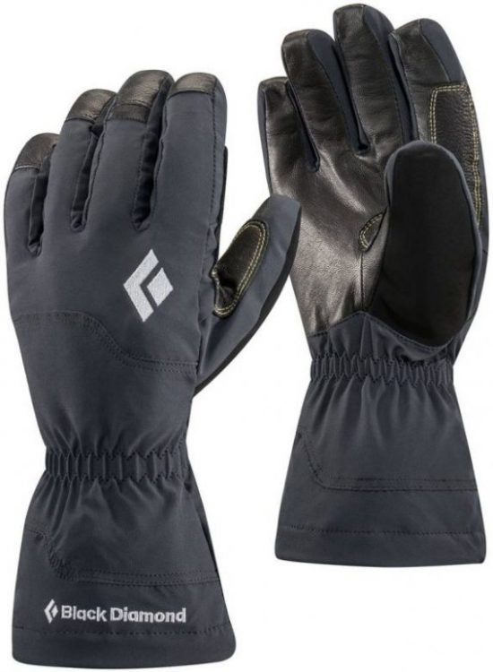 Black Diamond Glissade Gloves Musta L