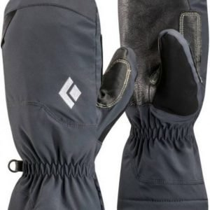 Black Diamond Glissade Mitts Musta XS