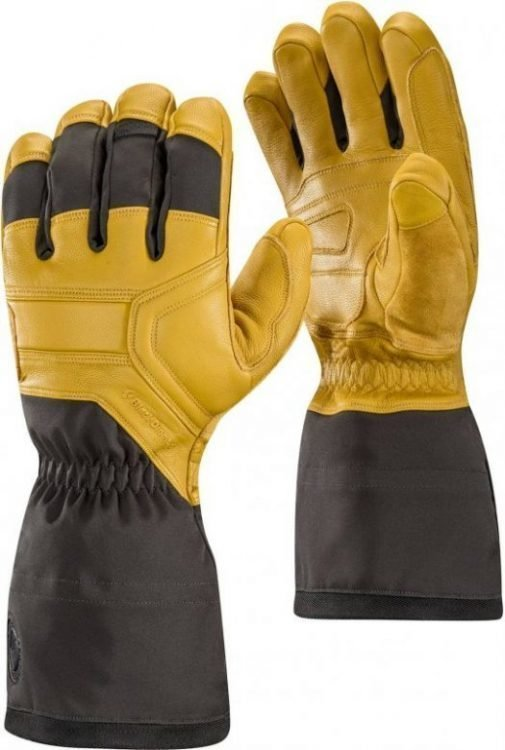 Black Diamond Guide Gloves Natural M