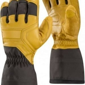 Black Diamond Guide Gloves Natural XL