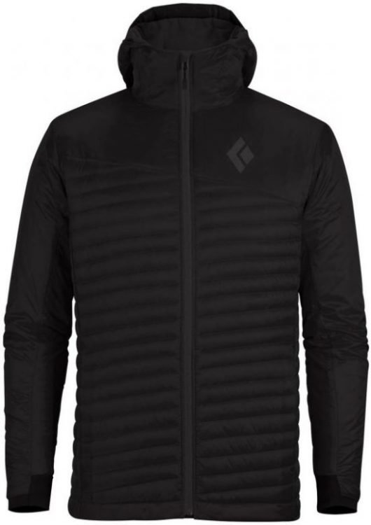 Black Diamond Hot Forge Hybrid Hoody Musta L